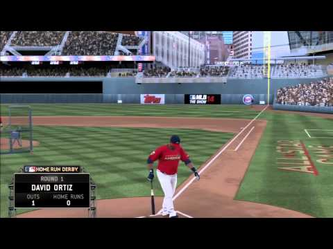 MLB The Show 14 - Home Run Derby Contest!