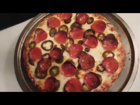 Joi Made Boboli Pizza ~ ROCK ON!!!!!!!