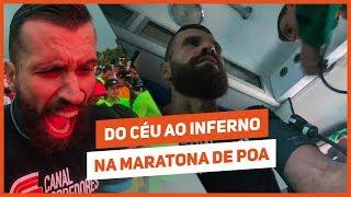 Do Céu Ao Inferno Na Maratona De Porto Alegre