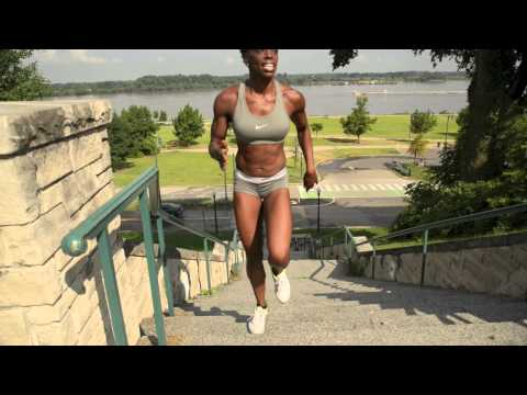 HOW TO KILL AN OUTDOOR WORKOUT ON STAIRS