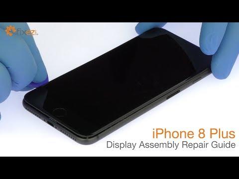 iPhone 8 Plus Screen Repair Guide - Fixez.com