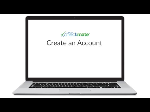 How to create an Instant Checkmate Account