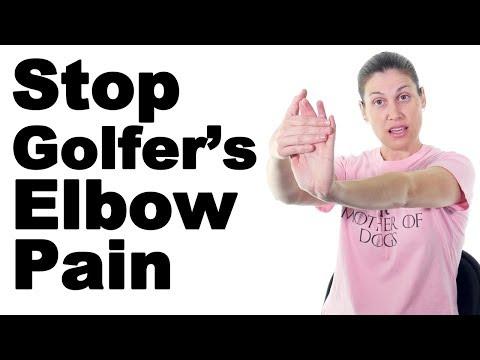 7 Best Golfer's Elbow Pain Relief Treatments (Medial Epicondylitis) - Ask Doctor Jo