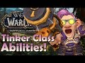 Download Video Download An Early (Speculated) Look at the Tinker Class Abilities in Battle for Azeroth 3GP MP4 FLV