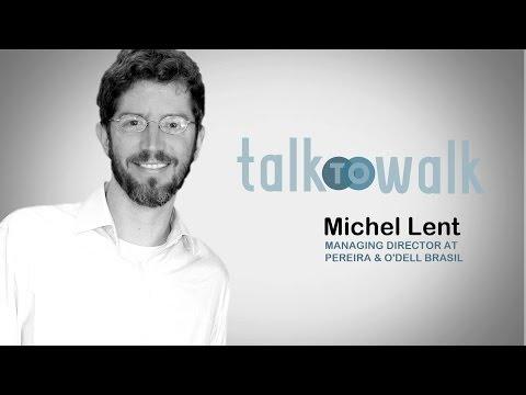 Pereira & O'Dell Managing Director Michel Lent