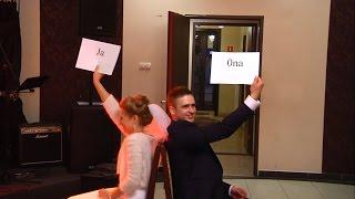 Oczepiny Kto będzie więcej zarabiał ? ON czy ONA Zespół Galaxa z Lublina