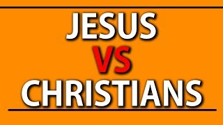What Christians Say VS What Jesus Says. Mike Desario Holding Firmly