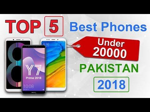 TOP 5 Best Budget Phones Under 20000 in Pakistan (April 2018)