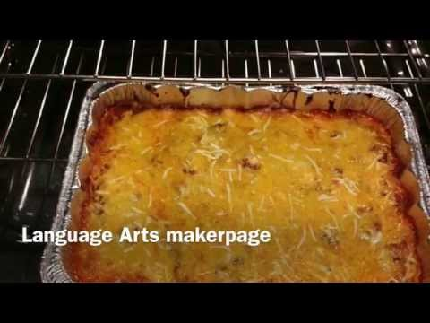 How To: 3-Cheese Lasagna