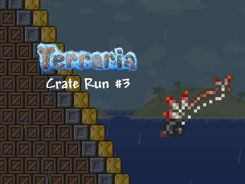 Terraria 1.3: 24-Hour Crate Run (Part 3)