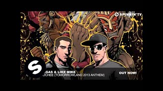Dimitri Vegas & Like Mike - Bringing The Madness 2016 23.12.2016