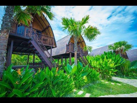 Peaceful Nature Hut Hotel in Bali Island