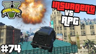 gta v online rpg vs insurgents