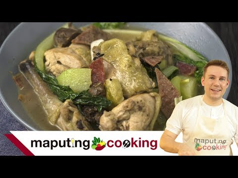 Pinikpikan Recipe | Filipino Cooking with Chris Urbano