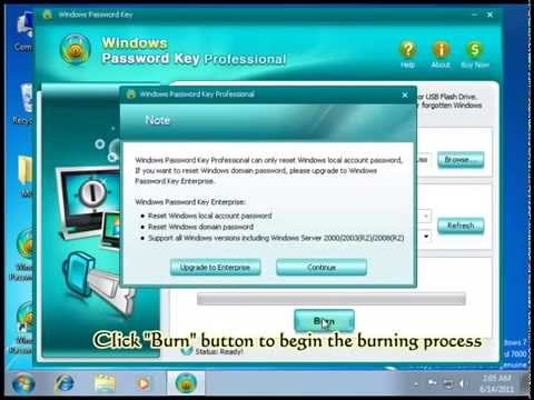 how to break into windows 7 admin account   YouTube