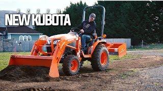 Kubota B50-Series tractors, B2650 & B3350  Review and