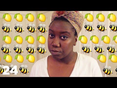 Beyonce Said Drink This #Lemonade, Heaux!!   VEDA Day 24 of 30 @EVEEEEEZY