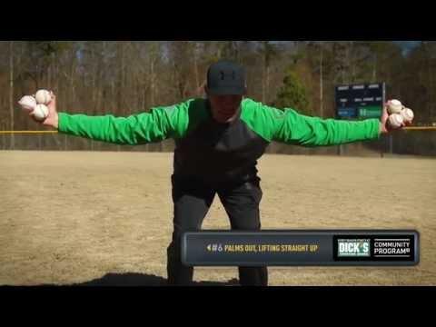 Baseball Tech Rep: How to Keep Your Arm Strong All Season