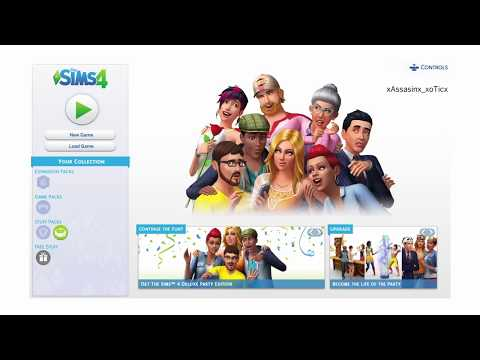 The Sims 4| How To Save You're Games[Works]100% On Xbox 1 and PS4‼️