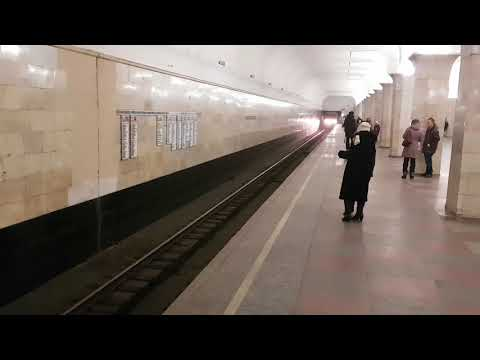Moscow has the best metro in the world. Train arrives every minute