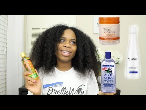 TRYING OLD POPULAR HAIR PRODUCTS! Do They Still Work?!