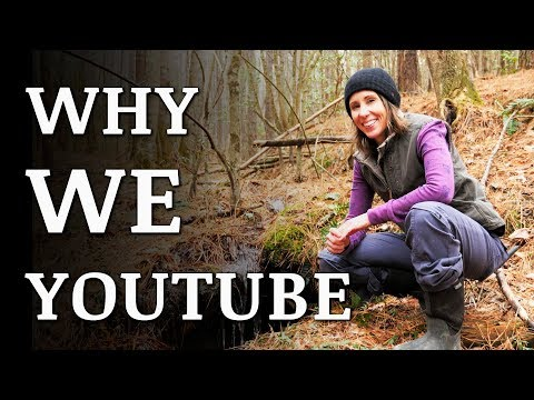 WHY Are We On YouTube?