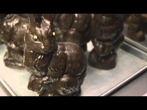 Li-Lac's 100 Year Old Chocolate Molds