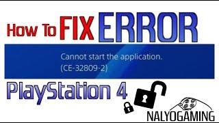 Fixing PS4 System Error CE-30002-5 - PakVim net HD Vdieos Portal