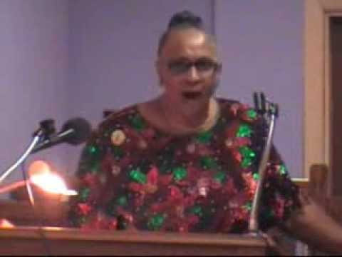 When God Called A Woman To Preach