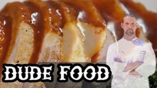Roast Pork Loin And Barbecue Sauce Recipe