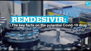 Remdesivir: The key facts on the potential Covid-19 drug
