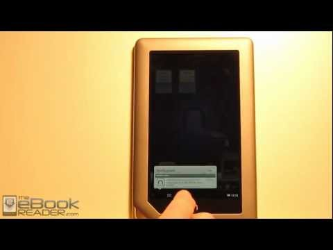 How To Root Nook Tablet, Install Android Market, Disable OTA Updates, etc