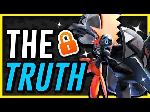 Why Shiny Legendaries will ALWAYS be Shiny Locked (Proof)