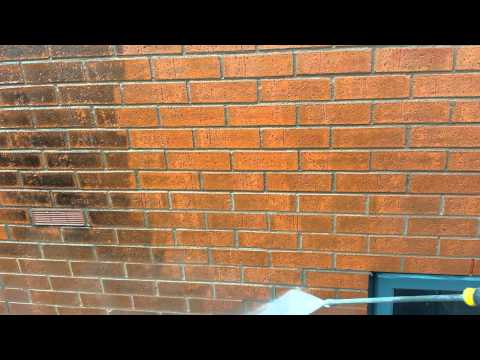 High Level Brick Cleaning Hulme, Manchester