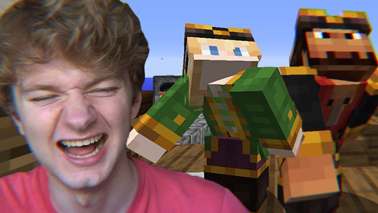 Minecraft's Funniest Pirates...