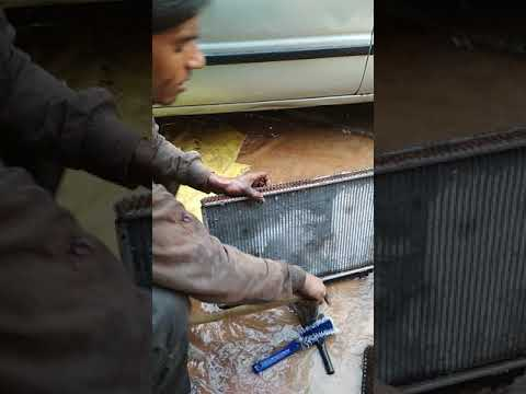 How to clean your car radiator part - 1,    latest updates- 2018