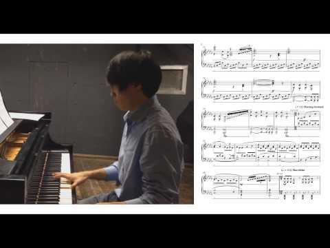 Silvermoon City - Piano Arrangement