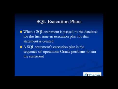 Influencing Oracle SQL Execution Plans