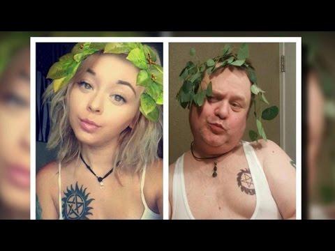 Dad's funny response to daughter taking