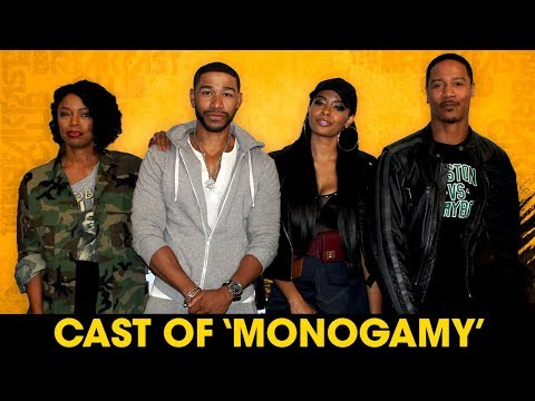 The Cast Of 'Monogamy' On Fidelity, Hoe-Phases, Switching Spouses + More