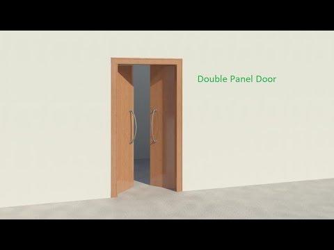 Double Door - Revit Tutorial