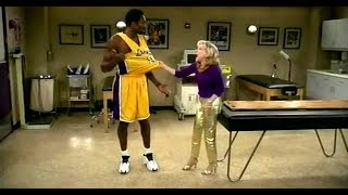 Kobe Bryant Cameos in TV Shows and Movies