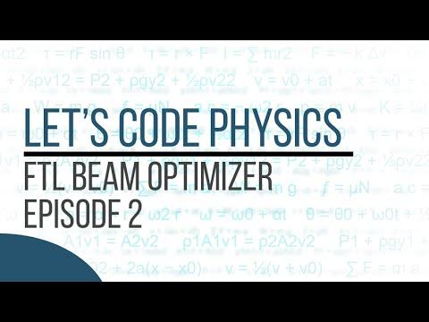 FTL Beam Optimizer - Episode 2