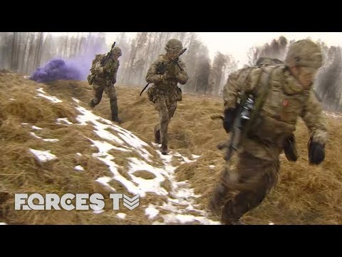 How British Forces Are Tackling Russian Aggression In Poland | Forces TV