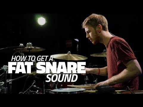 How To Get A Fat Snare Sound - Drum Lesson (Drumeo)