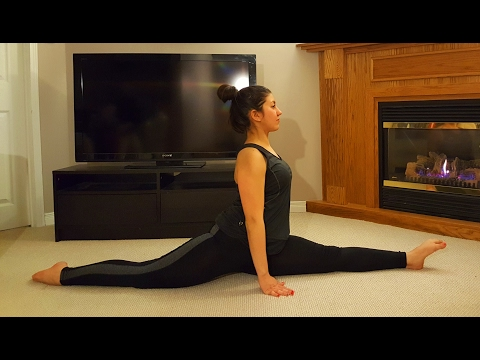 Gymnastics Lessons | Do the Splits in Less than a month (Tutorial for Beginners)