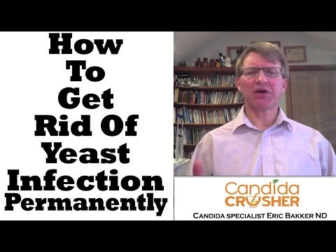 How Do I Get Rid Of My Yeast Infection Permanently?