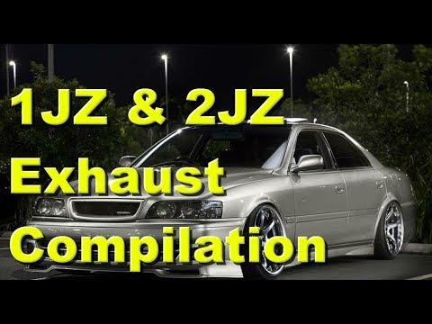 The BEST 1JZGTE & 2JZGTE Exhaust Compilation