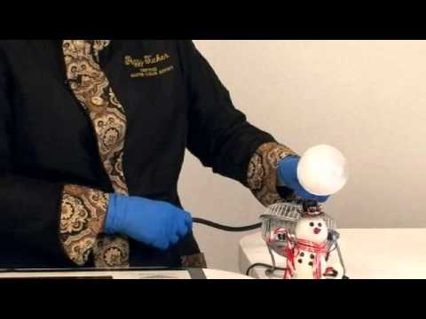 Blowing Bubbles with CakePlay Isomalt