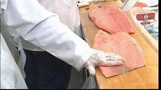 Download Last Jewish lox slicer at Zabar's Video